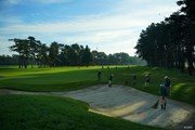 2020年 日本オープンゴルフ選手権競技 4日目 コース整備
