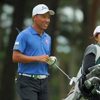自己ベストフィニッシュですかね?3位タイフィニッシュ。 2020年 日本オープンゴルフ選手権競技 4日目 内藤寛太郎