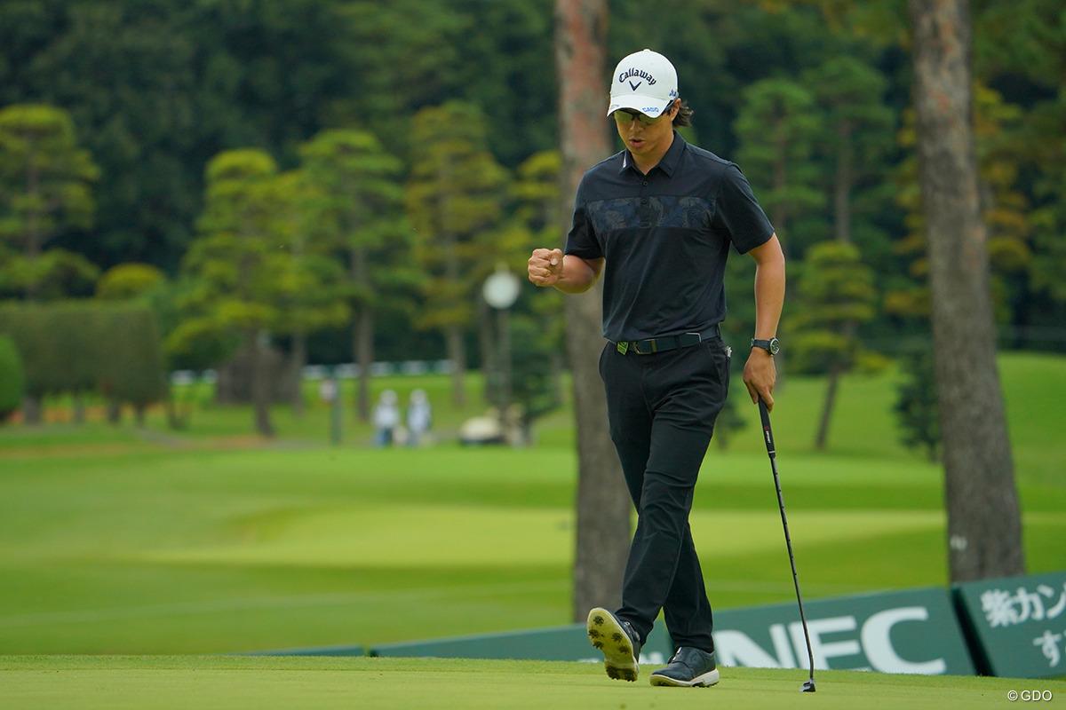 2020 日本 オープン 速報 ゴルフ