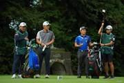 2020年 日本オープンゴルフ選手権競技 4日目 最終組