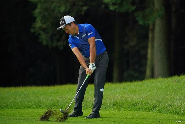 稲森佑貴は堅実なゴルフで逆転優勝