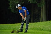2020年 日本オープンゴルフ選手権競技 最終日 稲森佑貴