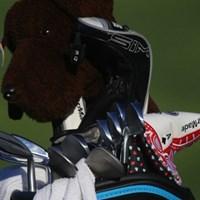 マシュー・ウルフのキャディバッグ(協力/GolfWRX、PGATOUR.COM) 2021年 ザ・CJカップ@シャドークリーク 最終日 マシュー・ウルフのキャディバッグ