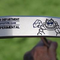 ツアー選手用に用意されたベティナルディのパター(協力/GolfWRX、PGATOUR.COM) 2021年 ザ・CJカップ@シャドークリーク 最終日 ベティナルディのパター