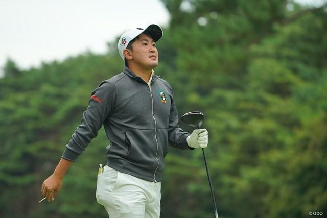 2020年 日本オープンゴルフ選手権競技 4日目 金谷拓実 金谷拓実はプロ初戦となった国内メジャーで堂々の7位