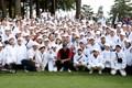 第1回大会優勝のタイガー・ウッズ(Getty-Images-PGATOUR)