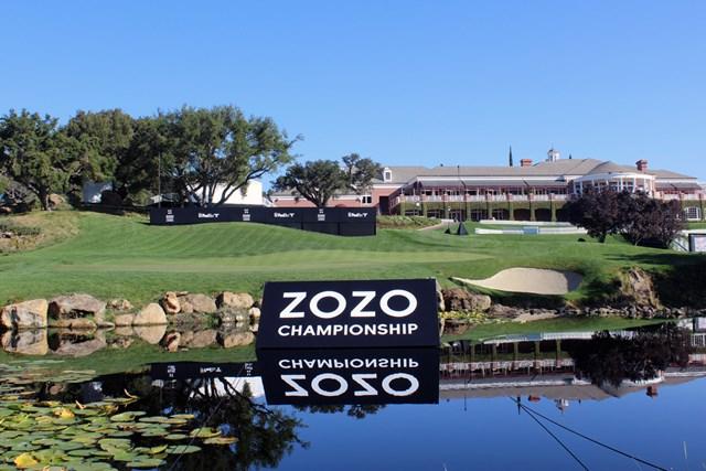 2021年 ZOZOチャンピオンシップ@シャーウッド 初日 シャーウッドCC 米国開催となったZOZOチャンピオンシップの会場シャーウッドCC(提供:ZOZOチャンピオンシップ)