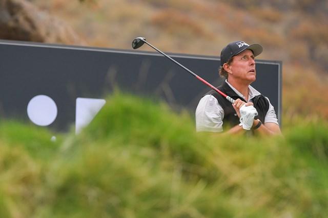 2020年 ZOZOチャンピオンシップ 2日目 フィル・ミケルソン 4度目のグリーンジャケットへの参戦プランは? (Ben Jared/PGA TOUR via Getty Images)