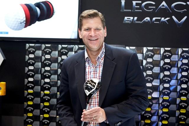 2020年 チップ・ブリューワー キャロウェイ社長兼CEOのチップ・ブリューワー氏(写真は2013年)