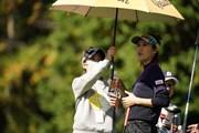 2020年 樋口久子 三菱電機レディスゴルフトーナメント 事前 金田久美子