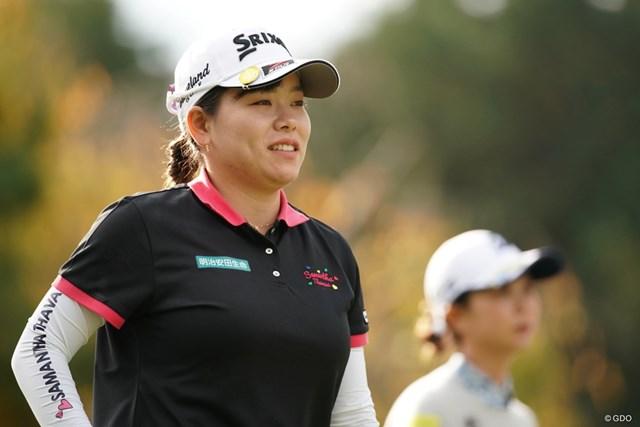 2020年 樋口久子 三菱電機レディスゴルフトーナメント  初日 勝みなみ 単独首位発進を切った勝みなみ