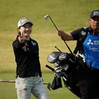 ナイスゲーム 2020年 樋口久子 三菱電機レディスゴルフトーナメント 初日 石川明日香