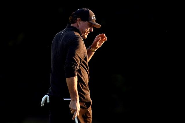 2020年 ドミニオンチャリティクラシック 2日目 フィル・ミケルソン ミケルソンのマスターズ前週は※写真は2020年「ドミニオンチャリティクラシック」(Tracy Wilcox/PGA TOUR via Getty Images)