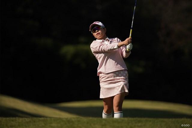 2020年 樋口久子 三菱電機レディスゴルフトーナメント  2日目 勝みなみ スコアを伸ばした勝みなみ
