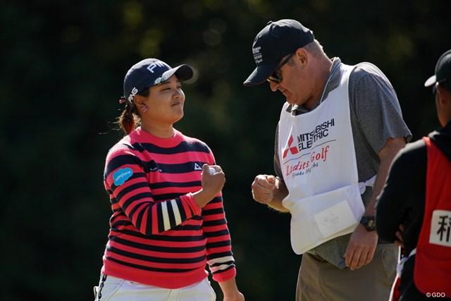 2020年 樋口久子 三菱電機レディスゴルフトーナメント 2日目 鈴木愛 よく入れたねナイスだね