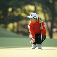 ボールが止まらない 2020年 樋口久子 三菱電機レディスゴルフトーナメント 2日目 渋野日向子