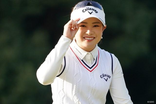 2020年 樋口久子 三菱電機レディスゴルフトーナメント 最終日 河本結 グッドモーニング
