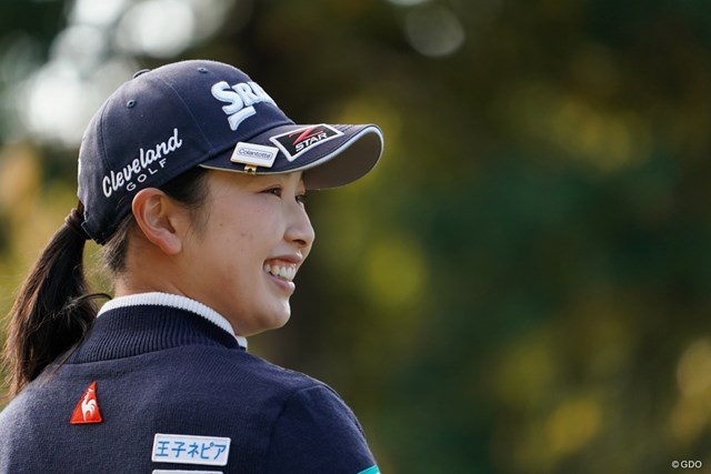 2020年 樋口久子 三菱電機レディスゴルフトーナメント 最終日 小祝さくら いい笑顔だよ~