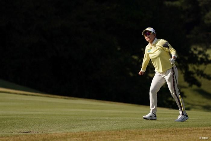 ショットが不安定 2020年 樋口久子 三菱電機レディスゴルフトーナメント 最終日 勝みなみ
