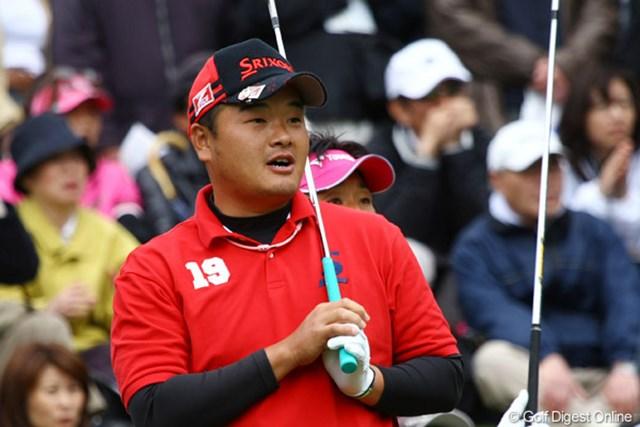 2010年 つるやオープン 2日目 小田孔明 開幕からの2連勝なるか!?小田孔明が4位タイの好スタート