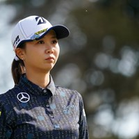 頑張って4位タイフィニッシュ 2020年 樋口久子 三菱電機レディスゴルフトーナメント 最終日 金澤志奈