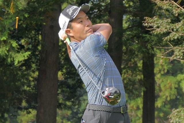 2020年 柏オープンゴルフ選手権 「日本オープン」を制した稲森佑貴も出場