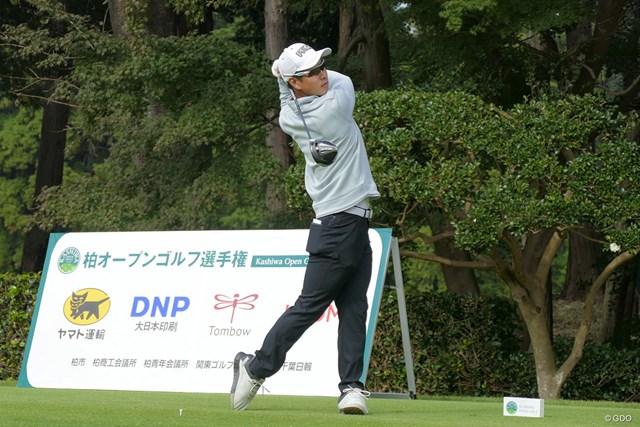 2020年 柏オープンゴルフ選手権 プレーオフで惜敗した金田直之