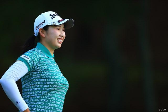 2020年 日本女子オープンゴルフ選手権 2日目 小祝さくら 小祝さくらは「TOTOジャパンクラシック」で初メジャー切符へラストスパート※写真は2020年「日本女子オープン」