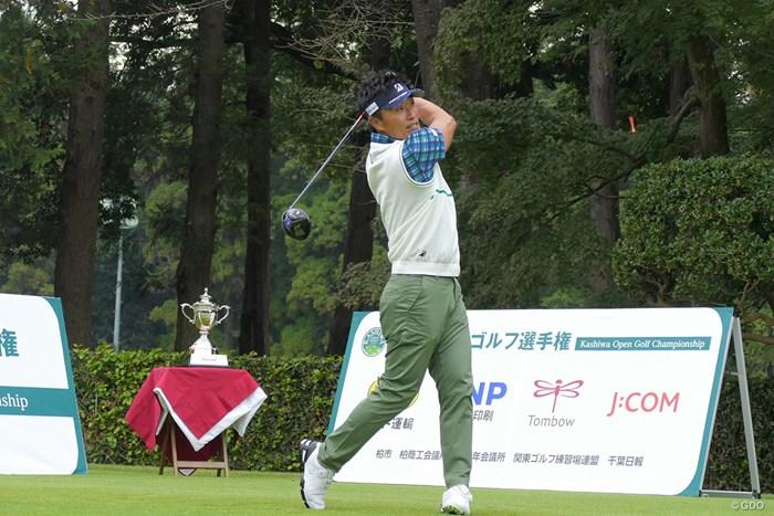 宮本勝昌も参加 2020年 柏オープンゴルフ選手権