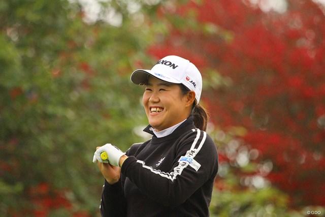 2020年 KPMG全米女子プロゴルフ選手権 3日目 畑岡奈紗 地元で活躍を誓う畑岡奈紗(写真は2020年「KPMG全米女子プロ」)
