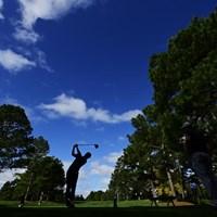 15番ホール。無観客開催で狙いどころは変わってくる?(提供:Augusta National Golf Club)) 2021年 マスターズ 事前 キャメロン・チャンプ