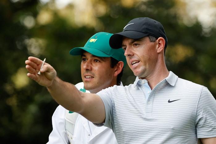 キャリアグランドスラムが懸かるロリー・マキロイ(提供:Augusta-National-Golf-Club) 2021年 マスターズ 初日 ロリー・マキロイ