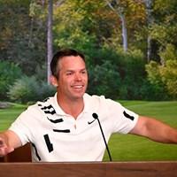 メジャー優勝のないポール・ケーシーだが、実力は折り紙付き(提供:Augusta-National-Golf-Club) 2021年 マスターズ 初日 ポール・ケーシー