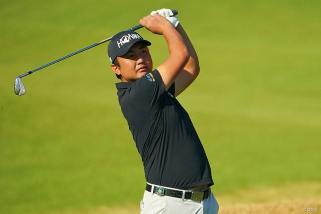 2020年 三井住友VISA太平洋マスターズ 2日目 小林伸太郎 プロゴルファーにいま何ができるか。小林伸太郎が考えたのは…