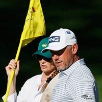 プレーに加え、容姿も円熟味が増したウェストウッド(提供:Augusta National Golf Club) 2021年 マスターズ 2日目 リー・ウェストウッド