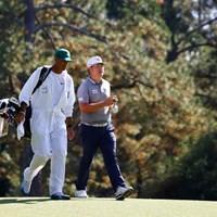 日本でもプレーしたイム・ソンジェ。今大会はアジア勢が頑張ってます!(提供:Augusta National Golf Club) 2021年 マスターズ 2日目 イム・ソンジェ