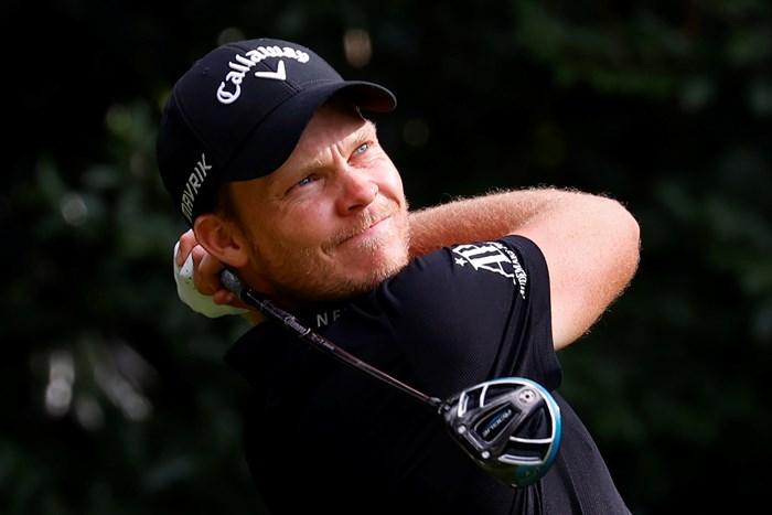 最も長いパー4の11番でも3Wを握った(握るしかなかった)(提供:Augusta National Golf Club) 2021年 マスターズ 2日目 ダニー・ウィレット