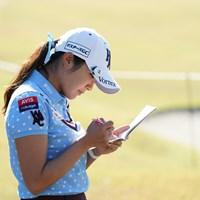 イ・ボミは3年ぶりの優勝を目指す 2020年 伊藤園レディスゴルフトーナメント 2日目 イ・ボミ