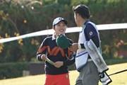 2020年 伊藤園レディスゴルフトーナメント 2日目 古江彩佳