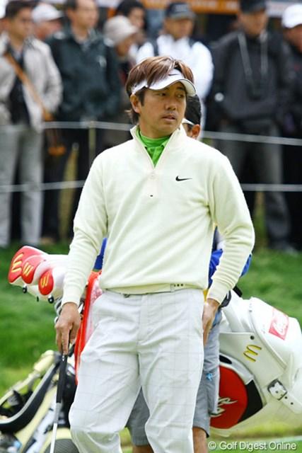 選手会長の深堀圭一郎はスコアを1つ伸ばしたが、やはり1打足りずに予選落ちとなった