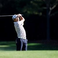 今平周吾は3日間オーバーパーなしのラウンドを続けた(提供:Augusta National Golf Club) 2021年 マスターズ 事前