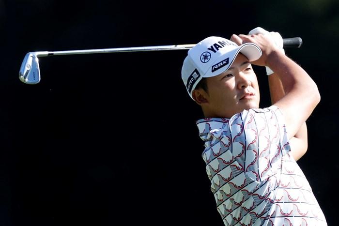 今平周吾(提供:Augusta National Golf Club) 2021年 マスターズ 3日目 今平周吾