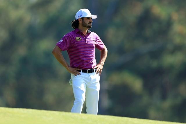 2021年 マスターズ 3日目 アブラム・アンセル 冷静なアンセルだが、番狂わせを演じられるか(提供:Augusta National Golf Club)