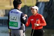 2020年 伊藤園レディスゴルフトーナメント 最終日 イ・ボミ