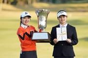 2020年 伊藤園レディスゴルフトーナメント 最終日 古江彩佳