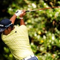 2020年のメジャーでの戦いを終えた(提供:Augusta National Golf Club) 2021年 マスターズ 4日目 松山英樹