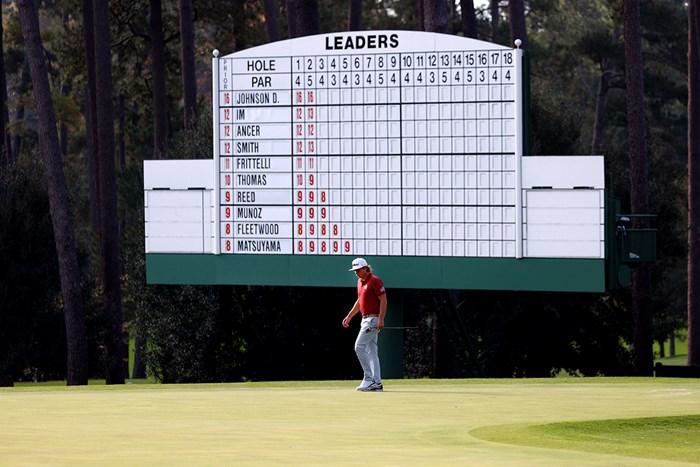 キャメロン・スミスも偉大な記録を打ち立てた(提供:Augusta National Golf Club) 2021年 マスターズ 4日目 キャメロン・スミス