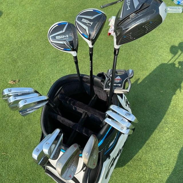 2021年 マスターズ ダスティン・ジョンソン ダスティン・ジョンソンの優勝ギア(提供:GolfWRX、PGATOUR)