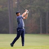 前評判の高かったデシャンボーだが計算できない事態も(提供:Augusta National Golf Club) 2021年 マスターズ 最終日 ブライソン・デシャンボー