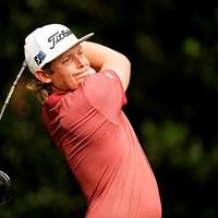 歴史に残る記録を達成したキャメロン・スミス(提供:Augusta National Golf Club) 2021年 マスターズ 最終日 キャメロン・スミス